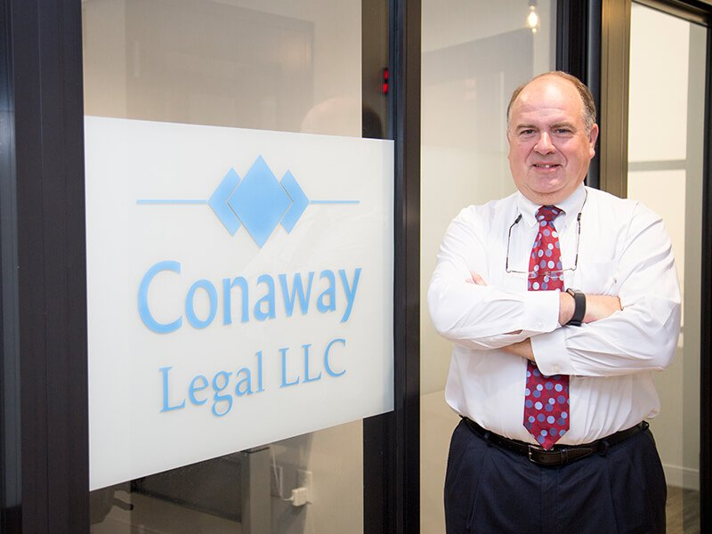 Bernard Conaway of Conaway Legal LLC