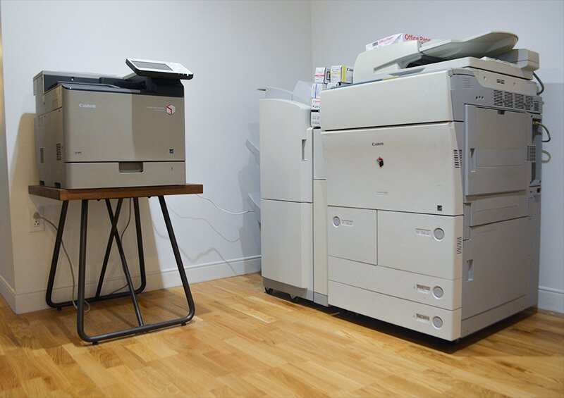 The Mill printing services